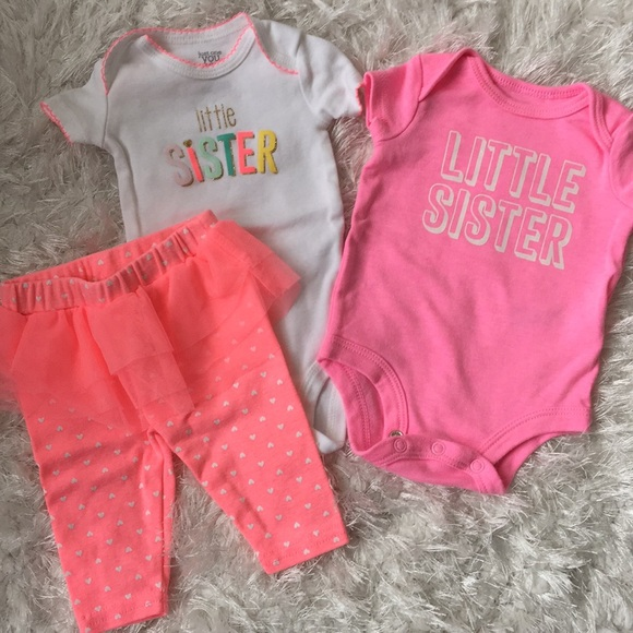 007cdb559 Carter's Matching Sets | Carters Little Sister Outfits | Poshmark